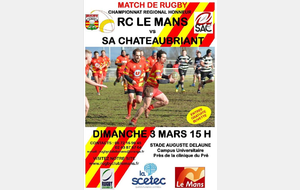 Senior A - RCM vs Chateaubriand